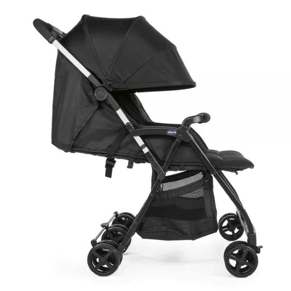 Buggies & Strollers Chicco Ohlala Twin Stroller (Black Night) Pitter Patter Baby NI 8