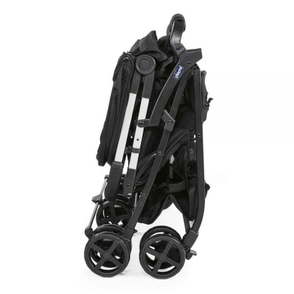 Buggies & Strollers Chicco Ohlala Twin Stroller (Black Night) Pitter Patter Baby NI 10