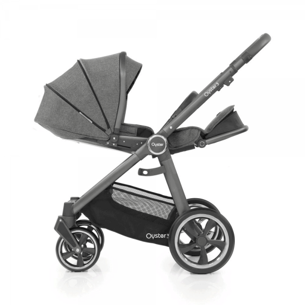 Travel Systems Oyster 3 Luxury Bundle Pitter Patter Baby NI 7