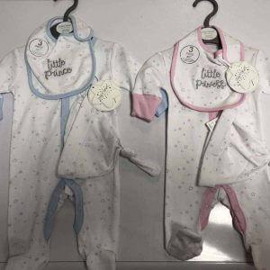 Premature outfit little prince/ princess