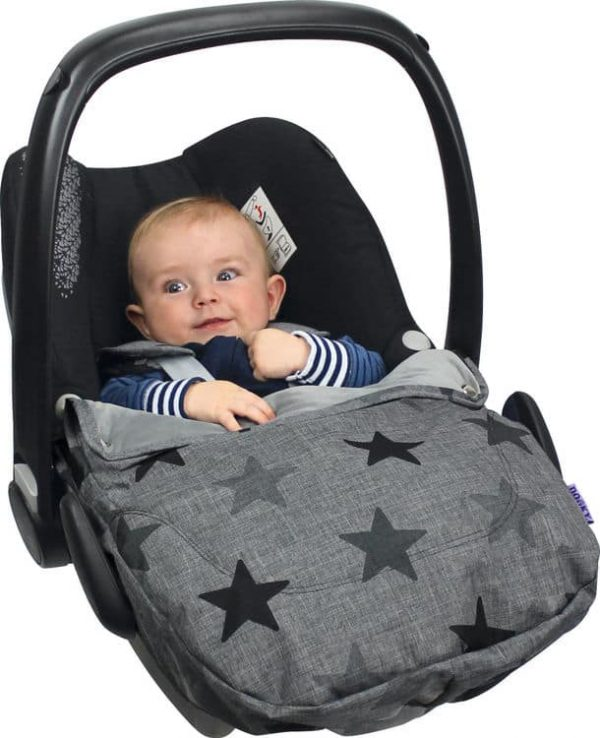Carseat Accessories & Isofix Bases Dooky Cosy Top car seat cover Pitter Patter Baby NI 7