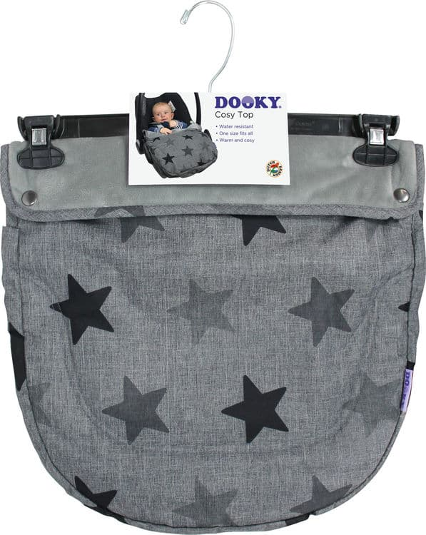 Carseat Accessories & Isofix Bases Dooky Cosy Top car seat cover Pitter Patter Baby NI 8