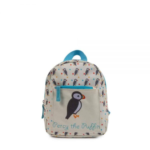 Harness & Reins PL CHILD MINI RUCKSACK PERCY THE PUFFIN Pitter Patter Baby NI 9