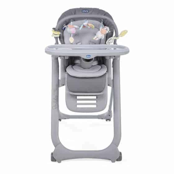 Highchairs Polly Magic Relax Highchair Graphite Pitter Patter Baby NI 4