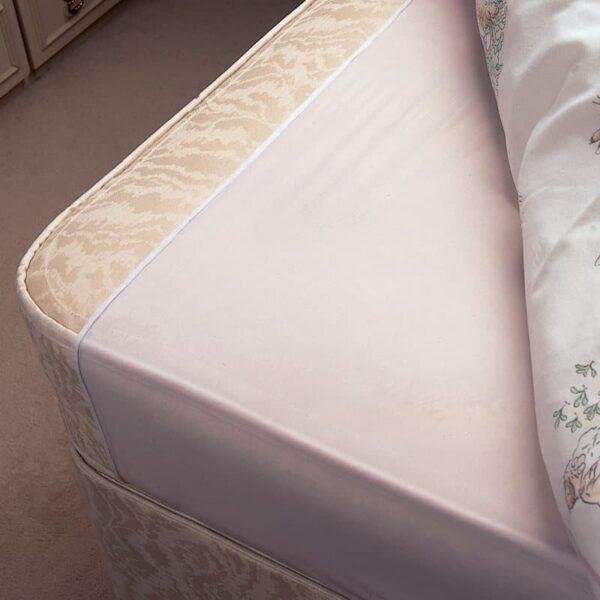 Sheets & Protectors Clippasafe Waterproof Mattress Sheet Pitter Patter Baby NI 4