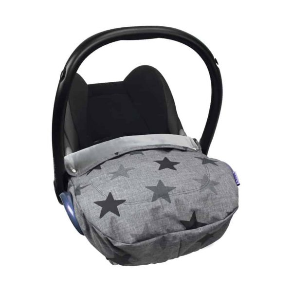 Carseat Accessories & Isofix Bases Dooky Cosy Top car seat cover Pitter Patter Baby NI 4
