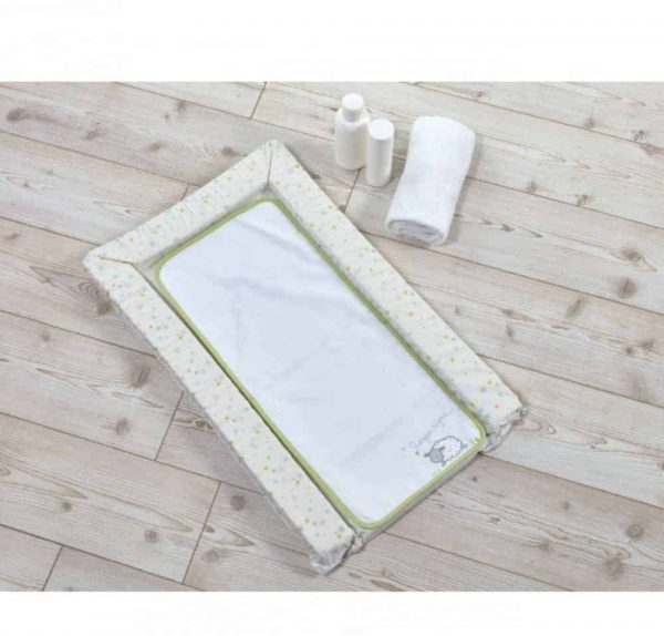Baths & Changing Mats Counting Sheep Changing Mat with Liner Pitter Patter Baby NI 4