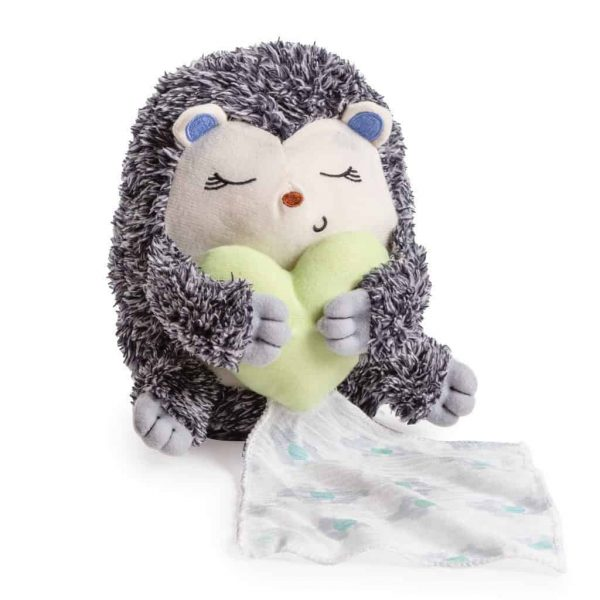 Toys LITTLE HEARTBEATS SOOTHER HEDGEHOG Pitter Patter Baby NI 4