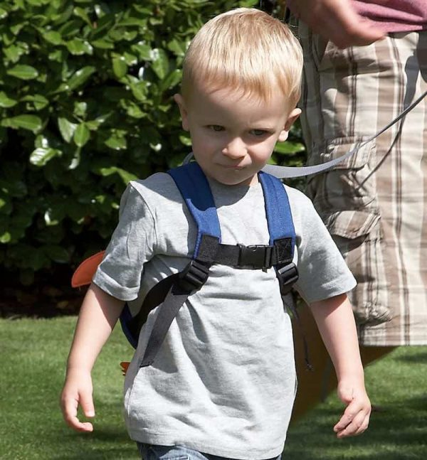 Harness & Reins Toddler Daysack – Penguin – with Lead Rein Pitter Patter Baby NI 6