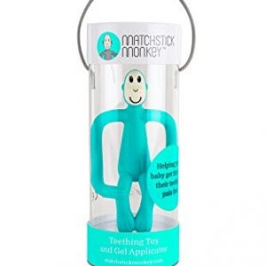 Teething Matchstick monkey teether Pitter Patter Baby NI
