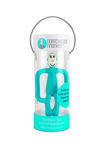 Teething Matchstick monkey teether Pitter Patter Baby NI 4