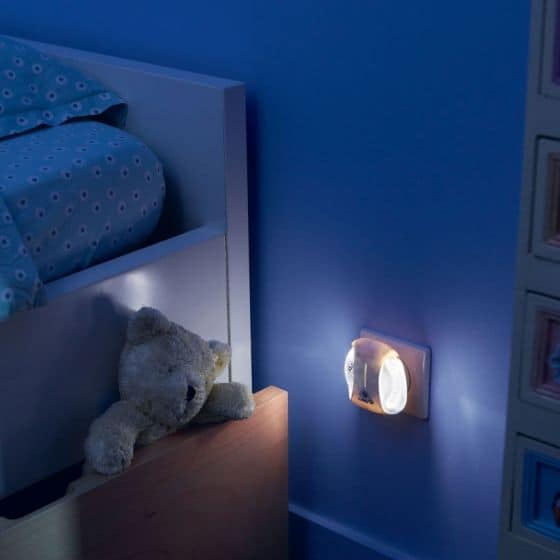 Baby Health & safety essentials Safety 1st Automatic Night Light Pitter Patter Baby NI 6