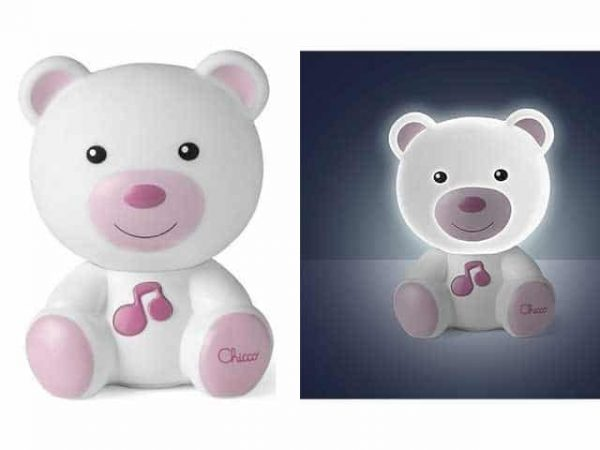 Night Lights & Cot Mobiles Chicco Dreamlight bear Pitter Patter Baby NI 6