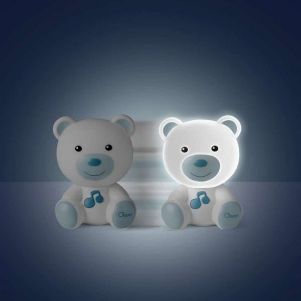 Night Lights & Cot Mobiles Chicco Dreamlight bear Pitter Patter Baby NI 7