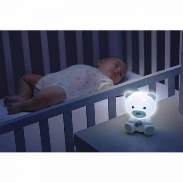 Night Lights & Cot Mobiles Chicco Dreamlight bear Pitter Patter Baby NI 10