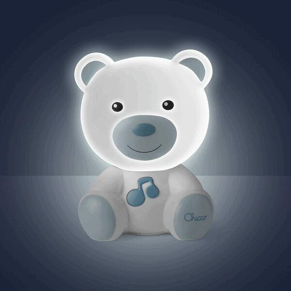 Night Lights & Cot Mobiles Chicco Dreamlight bear Pitter Patter Baby NI 11