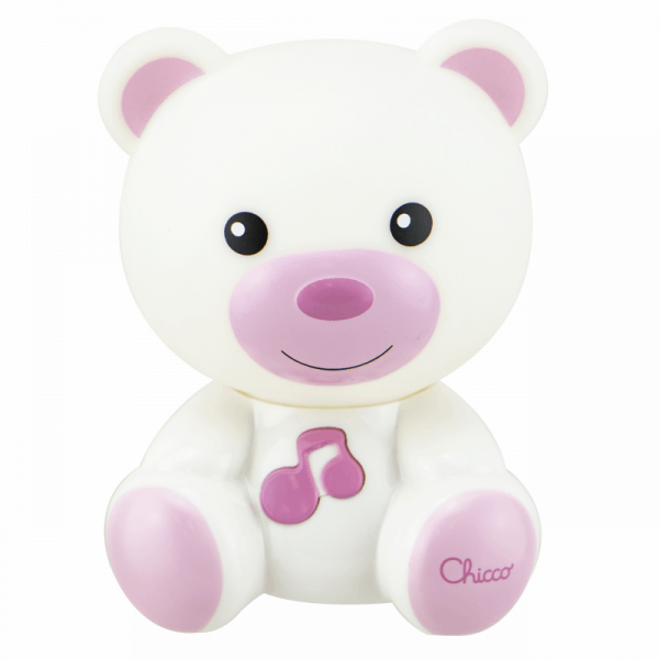 Night Lights & Cot Mobiles Chicco Dreamlight bear Pitter Patter Baby NI 12