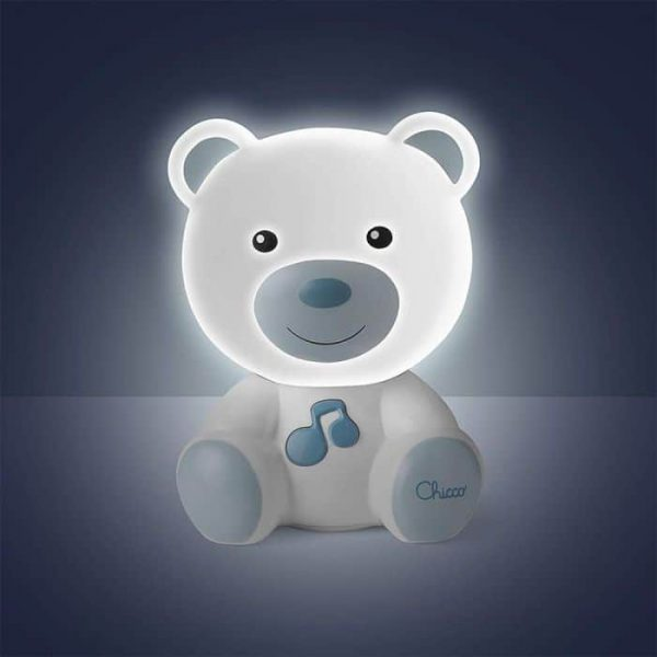 Night Lights & Cot Mobiles Chicco Dreamlight bear Pitter Patter Baby NI 5