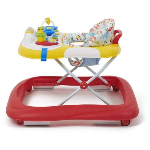 Bouncers & Rockers Babylo abc Walker Pitter Patter Baby NI 6