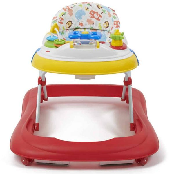 Bouncers & Rockers Babylo abc Walker Pitter Patter Baby NI 7