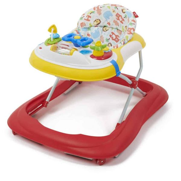 Bouncers & Rockers Babylo abc Walker Pitter Patter Baby NI 8