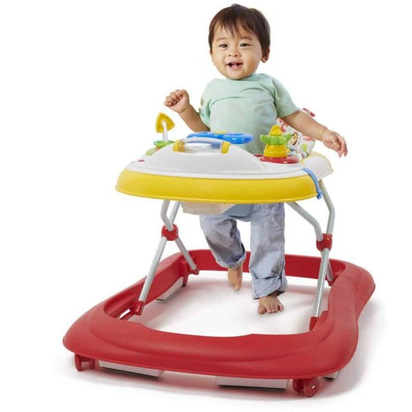 Bouncers & Rockers Babylo abc Walker Pitter Patter Baby NI 4
