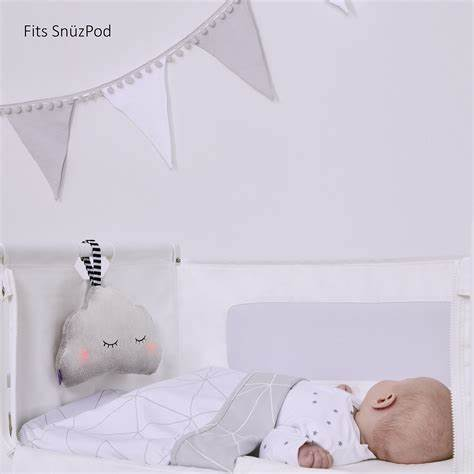 Baby Gifts Snuz Cloud Pitter Patter Baby NI 5