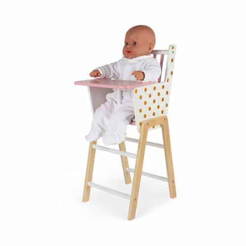 Toys CANDY CHIC HIGH CHAIR Pitter Patter Baby NI 4