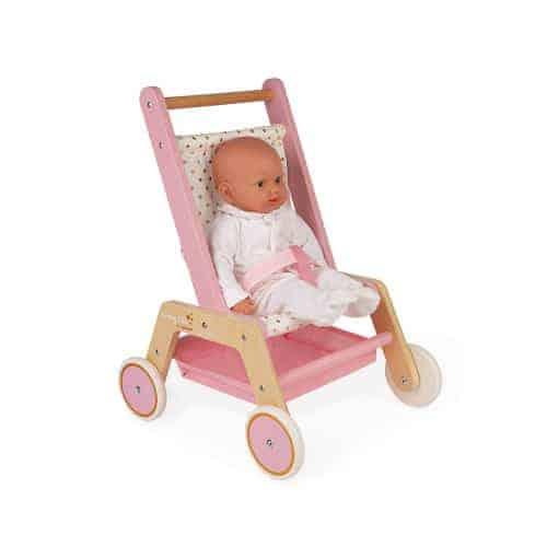 Dolls Prams & Dolls CANDY CHIC STROLLER Pitter Patter Baby NI 4