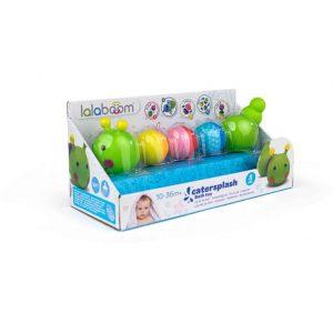 Lalaboom Bath Caterpillar
