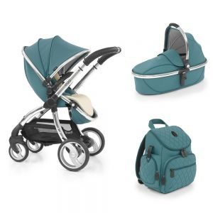 Egg stroller Cool Mist, Carrycot & Rucksack