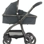 Egg Carbon Stroller & Carrycot