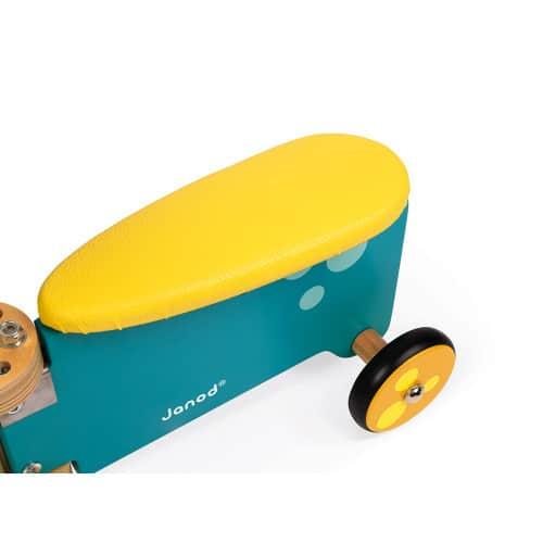 Ride On toys HIPPOPOTAMUS RIDE-ON (WOOD) Pitter Patter Baby NI 6