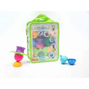 Lalaboom Snap Beads 28pc