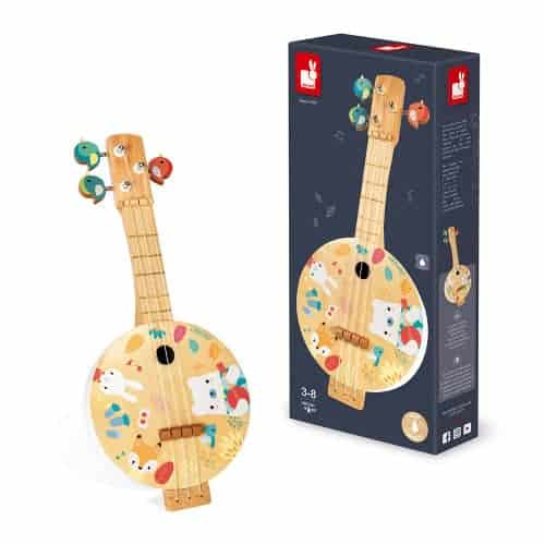 Toys & Accessories PURE BANJO Pitter Patter Baby NI 4