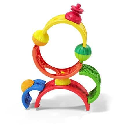 sensory toys Lalaboom Rainbow Arches Pitter Patter Baby NI 7