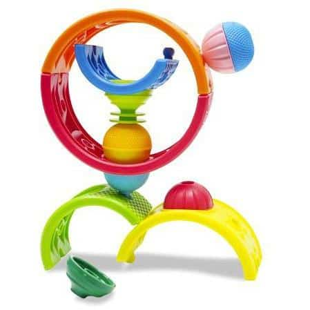 sensory toys Lalaboom Rainbow Arches Pitter Patter Baby NI 8