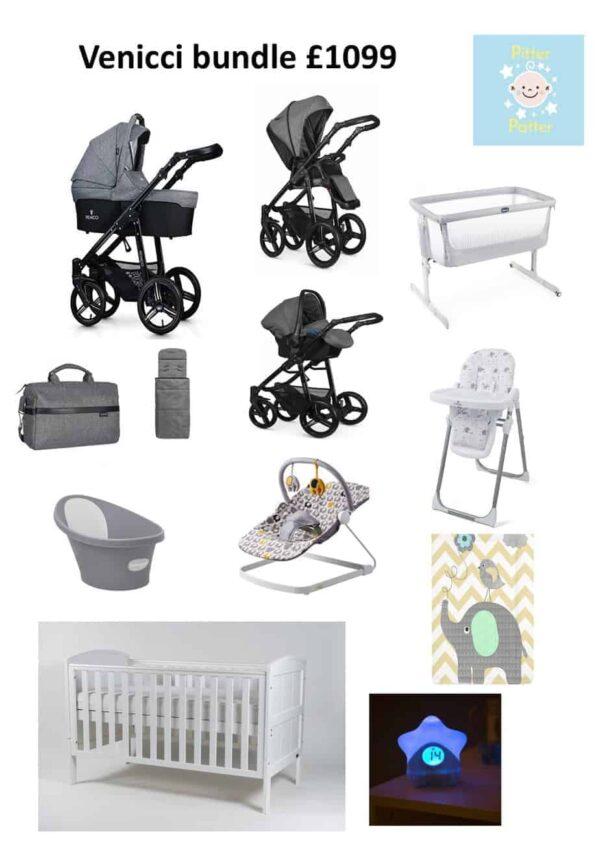Bundle Deals Pitter Patter Venicci Soft Bundle Pitter Patter Baby NI 4