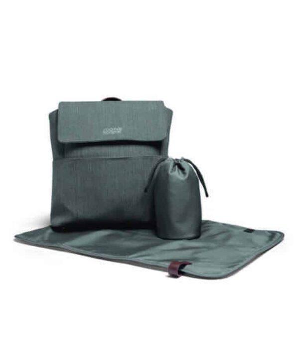 Travel Systems Strada 6 Piece Essentials Bundle – Grey Mist Pitter Patter Baby NI 6