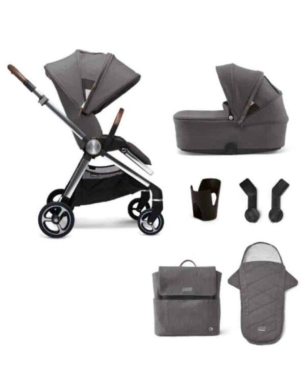 Travel Systems Strada 6 Piece Essentials Bundle – Grey Mist Pitter Patter Baby NI 4
