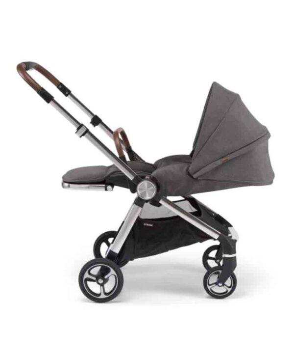 Travel Systems Strada 6 Piece Essentials Bundle – Grey Mist Pitter Patter Baby NI 12