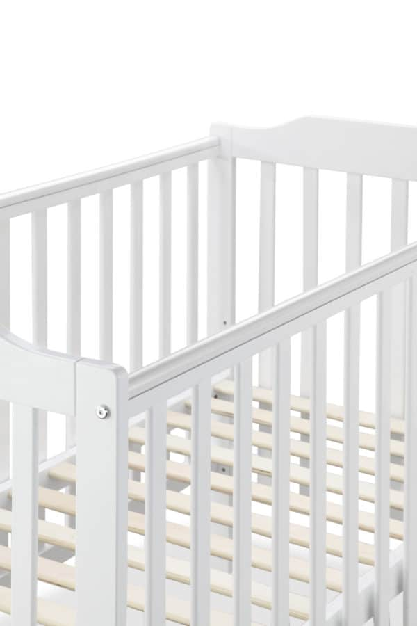 Cots, Cotbeds & travel cots Babylo NEW Pixie Cot including mattress Pitter Patter Baby NI 7