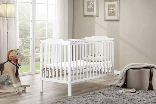 Cots, Cotbeds & travel cots Babylo NEW Pixie Cot including mattress Pitter Patter Baby NI 4