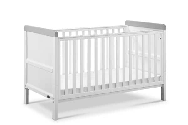 Cots, Cotbeds & travel cots Babylo Sophia Cotbed And Changer including mattress Pitter Patter Baby NI 5