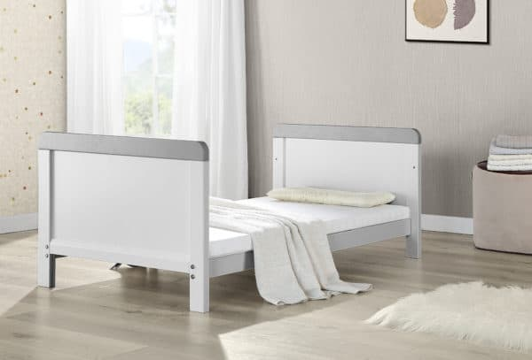Cots, Cotbeds & travel cots Babylo Sophia Cotbed And Changer including mattress Pitter Patter Baby NI 14