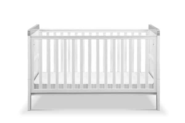 Cots, Cotbeds & travel cots Babylo Sophia Cotbed And Changer including mattress Pitter Patter Baby NI 7