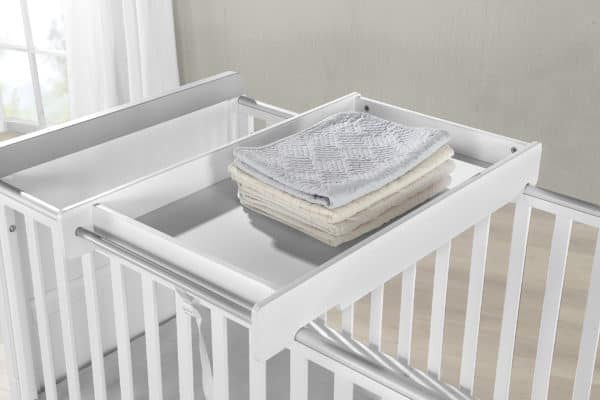 Cots, Cotbeds & travel cots Babylo Sophia Cotbed And Changer including mattress Pitter Patter Baby NI 11