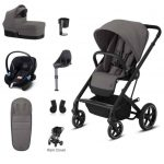 Cybex Balios 7 Piece Bundle – Soho Grey