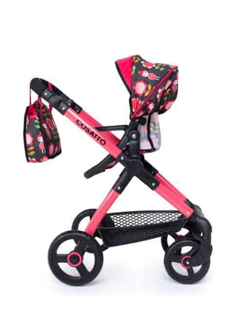 Dolls Prams & Dolls Me-Mo Dolls Pram Car Seat Fairy Garden Pitter Patter Baby NI 4