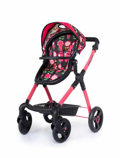 Dolls Prams & Dolls Me-Mo Dolls Pram Car Seat Fairy Garden Pitter Patter Baby NI 8